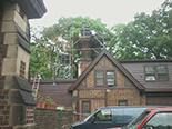 Judson Park - Cleveland Heights - Access Scaffold